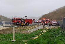Photo of Κόμπε Μπράιαντ:Εικόνες από το σημείο του δυστυχήματος (pics, vid)