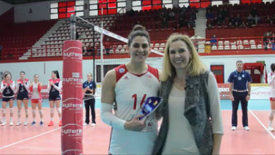 Photo of Πήρε το βραβείο της η Ζακχαίου  (video)