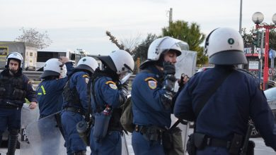 Photo of Απαράδεκτη η χρήση χημικών από την Αστυνομία (pic)