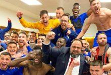 "Photo of Mαρινάκης: ""Συνεχίζουμε να ονειρευόμαστε""(Video)"
