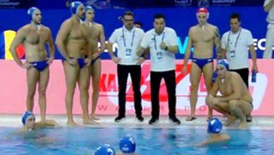 Photo of «Ερυθρόλευκη» η Εθνική ομάδα πόλο