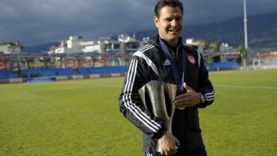 Photo of Το «αντίο» του Νίκου Τοπολιάτη στον Ολυμπιακό
