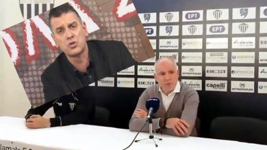 Photo of Ο χαμός στην συνέντευξη τύπου με Αναστόπουλο, Γεωργούντζο και το ανέκδοτο με τον Τοτό