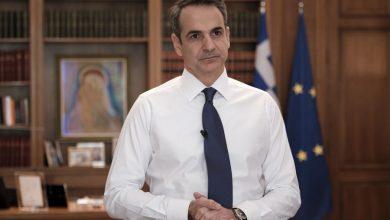 Photo of Μητσοτάκης: «Επίδομα 400 ευρώ σε 155.000 μακροχρόνια ανέργους»