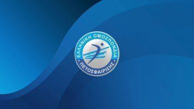 Photo of Οριστική διακοπή των πρωταθλημάτων ανδρών-γυναικών ευθύνης της Ε.Ο.ΠΕ.