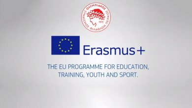Photo of Υποβλήθηκαν νέες προτάσεις για το πρόγραμμα Erasmus+ Sport!