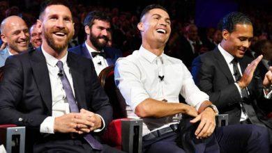 Photo of «Λάμψη» από Μέσι και Ρονάλντο στην κλήρωση του Champions League