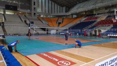 Photo of Έτοιμο το ΟΑΚΑ για τους ημιτελικούς της Volley League