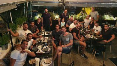 Photo of Μια «γροθιά» η ανδρική ομάδα!