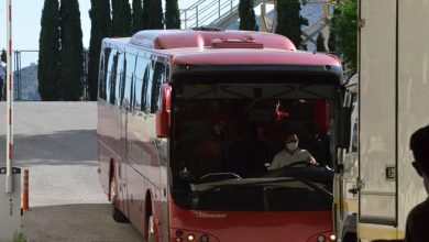 Photo of Η άφιξη του Ολυμπιακού στο ΟΑΚΑ (video)
