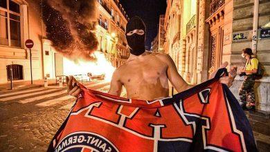 Photo of Συμπλοκές μεταξύ των οπαδών και των αστυνομικών στα Ηλύσια Πεδία 148 συλλήψεις