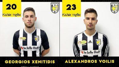 Photo of Ξενιτίδης και Βοΐλης δανεικοί στη Ζενές Ες