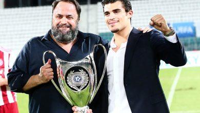 Photo of Βαγγέλης Μαρινάκης: «Εξαιρετική χρονιά, συνεχίζουμε δυνατά, με πίστη και προσήλωση» (pic)
