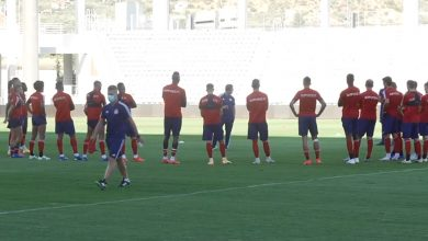 Photo of Η προπόνηση του Ολυμπιακού στο Πανθεσσαλικό (video)
