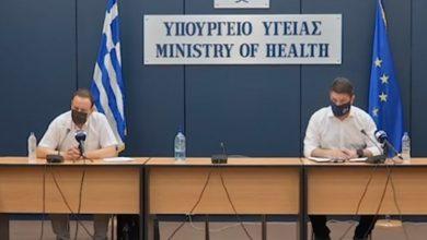 Photo of Ανακοινώθηκαν νέα μέτρα για την Αττική μέχρι τις 30 Σεπτεμβρίου