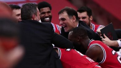 Photo of Μπαρτζώκας: «Είμαστε μια γροθιά και δεν έχουμε εγωιστές στην ομάδα»