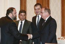 Photo of Συνάντηση Μαρινάκη με αξιωματούχους FIFA και UEFA