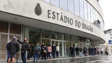 Photo of Οπαδοί της Πόρτο στο «Ντραγκάο»