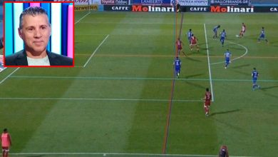 Photo of Τσίκινης: «Το γκολ ήταν κανονικό!» (pics)